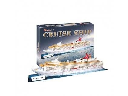 3D PUZZLE - CRUISE SHIP