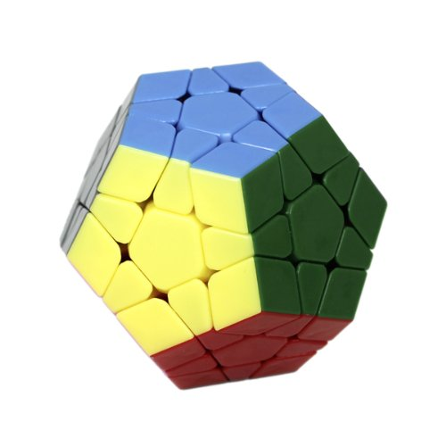 Magic cube Megaminx